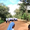 タンザニアの学校で卒業式(前編)