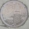 島根県出雲市のマンホール