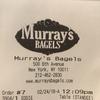 """ベーグルって美味しい!!! """"Murray's Bagels"""""""