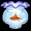 グッピー と 金魚