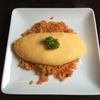 """半熟卵を切って食べるオムライス! 日本橋にある""""たいめいけん""""のタンポポオムライスが美味しすぎる!"""