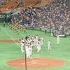 「川上哲治生誕100年記念試合」でサヨナラ勝利!今季最多貯金15に!!