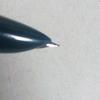 丸ペンを万年筆にしてみた