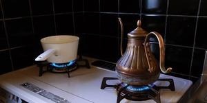 【カリタ 】コーヒーポット ドリップ式専用 「銅 900ml 」を使ってみた感想