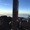 本編 富士登山記9  お鉢巡りから下山道
