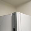 冷蔵庫上の変化