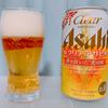 【購入レビュー】新しくなったクリアアサヒを飲んでみた!味の感想やカロリーを紹介!CMには嵐の櫻井翔さんも