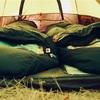 暖かい!インナーシュラフ活用で冬キャンプを快適に