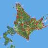 北海道1周4000キロドライブの旅7泊8日<走行ルート>