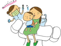 子どもたちの歯医者デビューは1歳半!「初めての歯医者さん」奮闘記 by イシゲスズコ