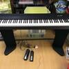 終活.電子ピアノを寄付する