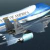 空から大統領専用機を会えばどのようなことができるのか。