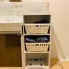 狭い洗面所をスッキリさせる方法は収納・グッズを白にする!
