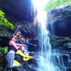 女子旅でSUP体験・幸運の滝巡り〜西表島で人気の観光アウトドア