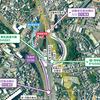 新しくできた首都高横浜北線 K7 馬場出入口を初体験