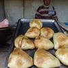 CAMCAと書いてサムサと読む。中央アジアのミートパイ。