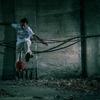 【廃墟×フリースタイルフットボール】町野健との撮影会!第2弾