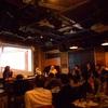 12月21日(木)「関西ライターズリビングルーム」第九夜、無事終了しました。多数のご来場ありがとうございました!