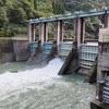 瀬戸石ダム(熊本県芦北)