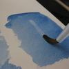 イラストに挑戦(21日目)・・・クリスタの新しい水彩筆を試す