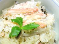駅弁のようなカニ飯をお家で味わいたい…かにソムリエ直伝のカニ飯を作ってみた!