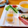 朝食(洋食)ルポ*軽井沢プリンスヴィラのセンターハウス*2018年10月