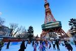 さっぽろ雪まつり、大通会場からすすきの会場、中島公園まで見てきたよ!