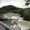 元夕張線をまわる番外編 ― 清水沢ダム ―