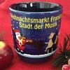 フランクフルトのクリスマスマーケットに行ってきた