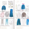 秋冬の仕事着の制服化。手持ち服を書き出して買い足しが必要なアイテムを把握。