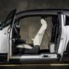 MX-30 EVモデルで予定されてる福祉車両はフリースタイルドアの後席側が自動になる模様。