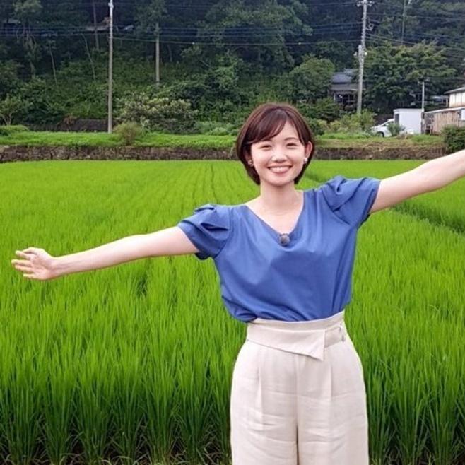 田中瞳アナウンサーが語る「髪をショートにした理由」と「同期2人に想うこと」