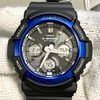 Chubby【G-SHOCK GAW-100】He gets!