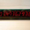 UNIX 時間時計(物理)を作る