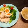 食事改善をしますータンパク質と脂質の改善を!