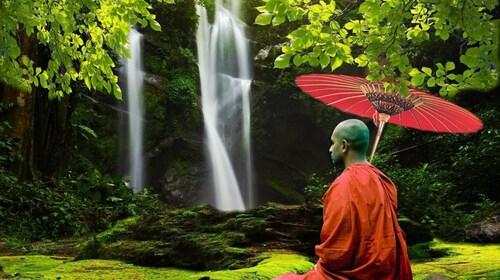 落ち着きを持つ秘訣である禅定の「定」