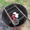 つぼ焼き芋風ドラム缶焼き芋の実験