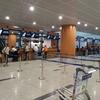 8M231 RGN to SIN (Myanmar Airways International)