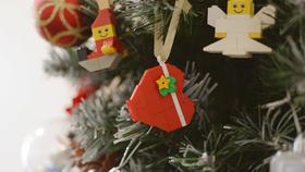 2018年版レゴフレンズのアドベントカレンダーでクリスマスツリーを華やかに飾り付け!
