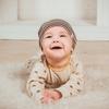 6カ月の息子、ついにハイハイの兆しを見せる