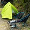 奈良県天川村でデイキャンプ。おっさん独りで川遊びを満喫。