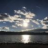 この前、諏訪湖行ったんですわ。
