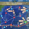 【艦これ】4-5攻略ラスト下ルート 戦艦4空母1潜水艦1編成