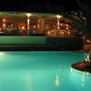 ギリシャ旅行記5  ミコノス島 ③ 素敵ガーデンレストランでディナー