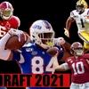 NFLドラフト2021 1巡目上位の注目ポイント 49ersのQBの選択/ファルコンズ&ベンガルズの指名/ドルフィンズのトレードアップ
