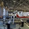 都立産業技術高専「科学技術展示館」。東京にも立派な飛行機の博物館がある。南千住