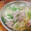 【台湾】台湾のローカル食堂。300円でおつりがくる激安麺料理を堪能