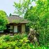 新緑の京都 落柿舎