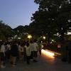 昨日は兵庫県の小学校、岐阜県の中学校のキャンドル点灯がありました