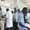 アフリカンな病院